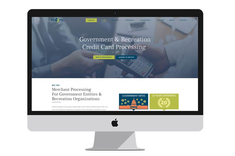 Rec Pay Credit Card Processing